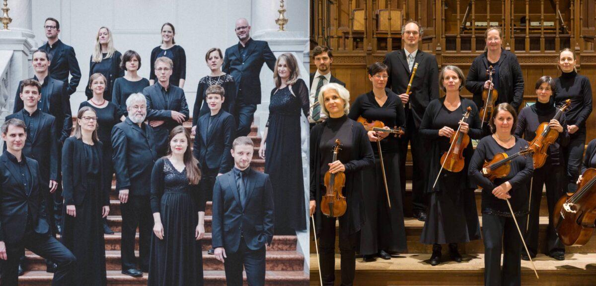 Kammerchor Josquin des Préz und Leipziger Barockorchester