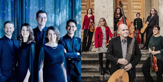 Calmus Ensemble und lautten compagney Berlin